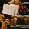 """Concert simfonic la Academia de Muzică ,,Gheorghe Dima"""""""