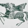 Expoziţia de grafică «UNA NOSTALGIA INDESCRIVIBILE» A ARTISTULUI CONSTANTIN UDROIU