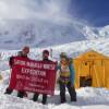 Salvamontistul clujean Vasile Cipcigan se pregăteşte să escaladeze Everestul