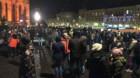 Protestatarii clujeni vor demisia Guvernului Grindeanu