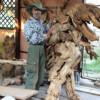 """Sculptor gherlean în emisiunea TV """"Românii au talent"""""""