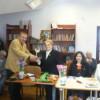 """Cenaclul """"Radu Stanca"""". Medalionul literar """"Mărţişor pentru o personalitate feminină – Acad. Prof.univ. dr. Ştefania Kory Calomfirescu"""""""