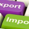 Deficitul comercial a depăşit 600 milioane de euro