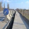 Podul de peste Arieş de la ieşirea din Turda, capcană pentru şoferi şi pietoni