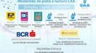Modalități sigure și rapide de plată a facturii Companiei de Apă Arieş
