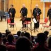 Cvartetul Transilvan – recital la Biserica Reformată Cluj-Napoca