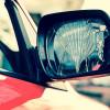 """Zeci de maşini au fost avariate pe strada """"Ion I.C. Brătianu"""""""