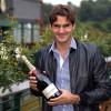 Tenis / Federer e ca vinul