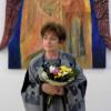 Pe simezele Galeriei de Artă din Dej. Expoziţia personală  ANA SABINA PURCARIU