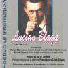 Festivalul Internaţional Lucian Blaga, ediţia a 27-a