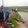"""Festivalul """"Flori de speranţe"""" s-a încheiat cu un concurs de… pescuit sportiv"""