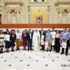 Clujence premiate de patriarhul Daniel