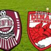 Fotbal (Liga 1) / CFR şi-a încheiat evoluţia pe teren propriu