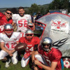 Fotbal…american / Cluj Crusaders, campioana sezonului regulat