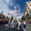 Peste 250.000 de participanţi, clujeni şi turişti, s-au bucurat de cele 4 zile de festival în inima Transilvaniei