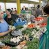 Ziua Naţională a Produselor Agroalimentare Româneşti, marcată de mai mulţi producători locali