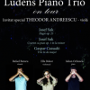 Ludens Piano Trio on tour