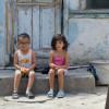 Sărăcie lucie pentru mulţi dintre copiii din România
