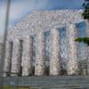"""Documenta 14 prezintă """"Parthenonul cărţilor"""", o operă monumentală împotriva cenzurii, şi alte proiecte artistice"""