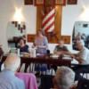 """La cenaclul """"Artur Silvestri"""": Oaspeţi dragi – scriitori din Năsăud"""