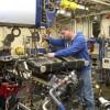 Creştere spectaculoasă a producţiei industriale în România