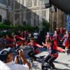 Dansatorii armeni au cucerit şi cetatea Sighişoarei!