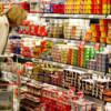 Comerţul românesc creşte, în special, pe baza vânzărilor de alimente şi combustibili