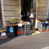 250 de kg de legume şi fructe confiscate şi amenzi de 6.000 de lei pentru comerţ neautorizat