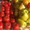 Sute de tone de fructe şi legume au fost vândute la Zilele Recoltei