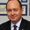 Fostul ministru al Afacerilor Externe, Bogdan Aurescu, participă la o dezbatere, la UBB