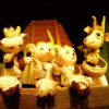 Artiştii Teatrului Puck vor prezenta la sfârşitul acestei săptămâni trei spectacole pentru copii
