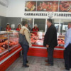 Produse româneşti în noua carmangerie a Floreştiului