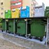 Primăria a început amenajarea primelor platforme subterane pentru colectarea deşeurilor menajere