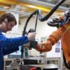 Producţia industrială a crescut cu peste 8% faţă de anul trecut