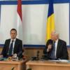 Meleşcanu la întâlnirea cu omologul său ungar: Suntem interesaţi să se aplice principiul reciprocităţii în problema minorităţilor naţionale