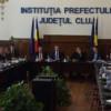 """""""Comedia Pata"""" la Prefectura Cluj"""