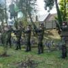 Salve de armă în memoria celor care au eliberat Clujul