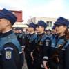 Elevii şcolii de Poliţie din Cluj-Napoca au jurat credinţă patriei