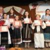 """Festival de folclor pentru copii """"Tinere Speranţe"""" la Gherla"""