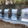 Municipalitatea a instalat prima platformă subterană pentru colectarea deşeurilor menajere