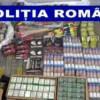 """Peste 5.000 de kg de articole pirotehnice confiscate de polițiști în cadrul acțiunii """"Foc de Artificii"""""""