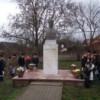 Jucu de Jos se mândreşte cu un nou bust al marelui cărturar George Bariţiu