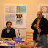 Vernisaj de expoziţie şi lansare de carte la Gherla