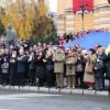 Paradă militară fastuoasă la Cluj-Napoca de Ziua Naţională
