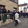 Ghişeele primăriei Cluj-Napoca, asaltate de contribuabili