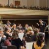 Concertul de Anul Nou al Filarmonicii 'Transilvania' . Energie debordantă, virtuozitate, graţie. Puterea de a ne bucura de lucrurile frumoase şi trainice