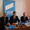 """Dan Barna: """"USR este un partid care îşi propune să conteze în politica românească pe termen lung, ceea ce înseamnă că vom participa la toate ciclurile electorale cu candidaţi proprii"""""""