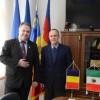 Consiliul Judeţean a primit vizita noului ambasador al Mexicului