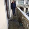 Bărbat reţinut pentru că a încercat să incendieze sediul PSD Cluj