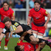 """Rugby / """"Stejarii"""" s-au înclinat în bătaia vântului"""